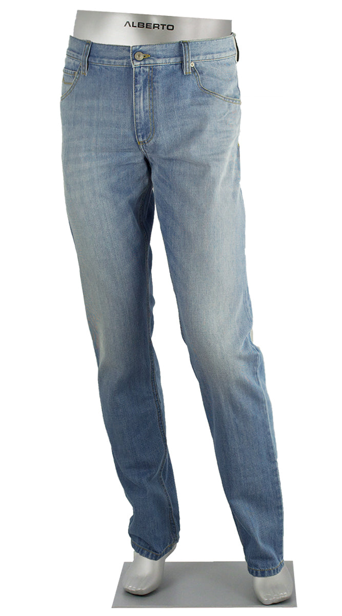 ALBERTO JEANS STONE VINTAGE DENIM FADED BLUE ST1569-840 1569