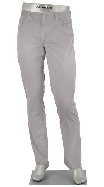STONE SUPER STRETCH COTTON GREY