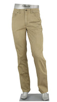 ALBERTO JEANS TOMMY DENIM LIGHT WEIGHT TAN COMFORT FIT T1974-530