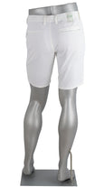 EARNIE GOLF 3X DRY SHORTS WHITE