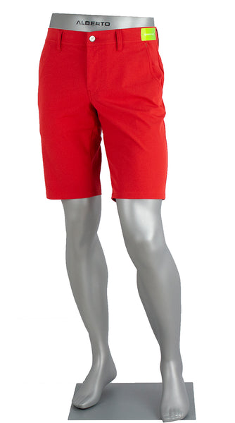 EARNIE GOLF 3X DRY SHORTS RED