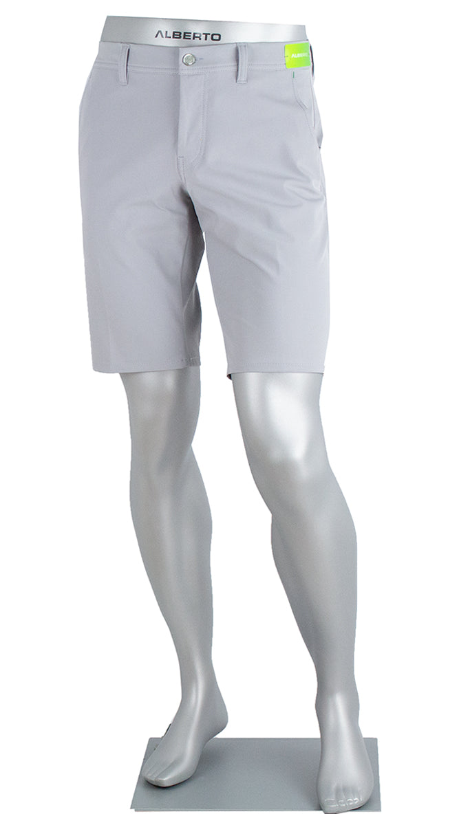 EARNIE GOLF 3X DRY SHORTS LIGHT GREY