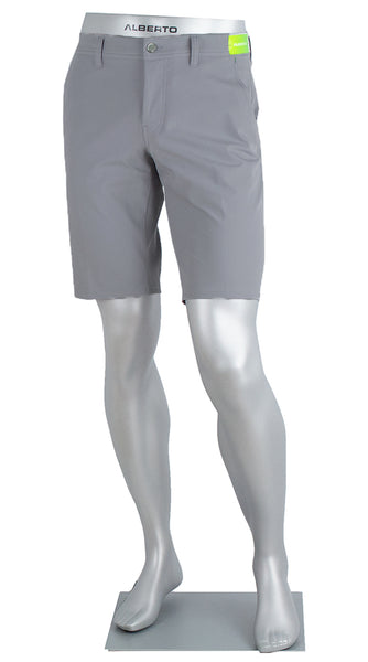 EARNIE GOLF 3X DRY SHORTS GREY