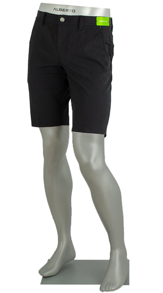 EARNIE GOLF 3X DRY SHORTS BLACK