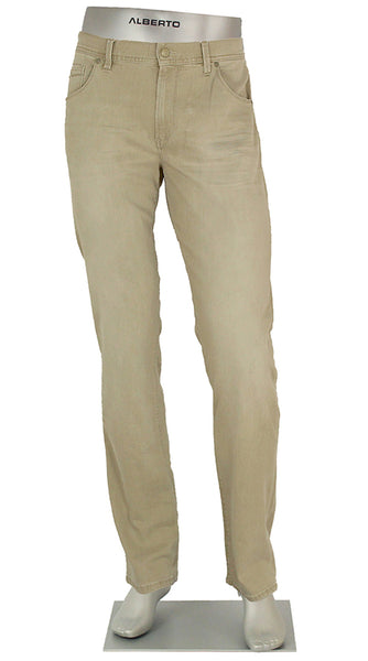 STONE DENIM SUPER STRETCH TAN