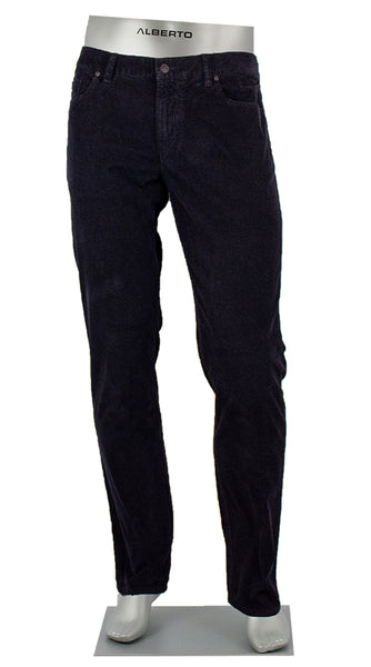 PIPE FANCY CORDUROY NAVY