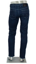 PIPE SOFT HAND BUSINESS JEAN INDIGO