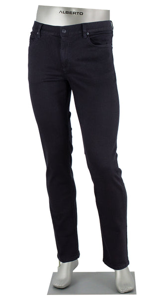 PIPE DENIM  SUPERFIT DUAL FX BLACK