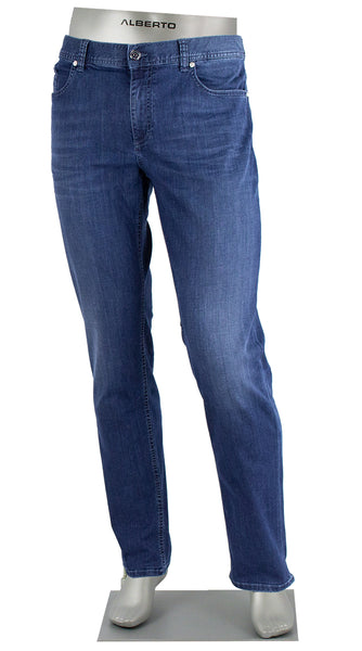 PIPE COOLMAX® LIGHT WEIGHT  BUSINESS  JEAN BLUE