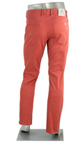 PIPE COTTON STRETCH RUBY