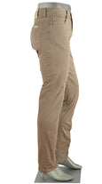 PIPE COTTON STRETCH KHAKI