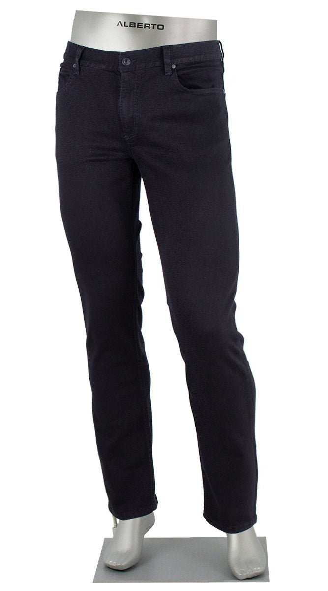STONE DENIM  SUPERFIT DUAL FX BLACK