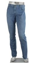 ALBERTO JEANS DENIM STONE LIGHT WEIGHT BLUE 1574 ST1574-820