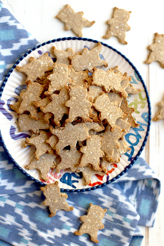 10 Christmas Cookie Recipes For Dogs Patchwork Pet Dog Blog snickerdoodle dog treats