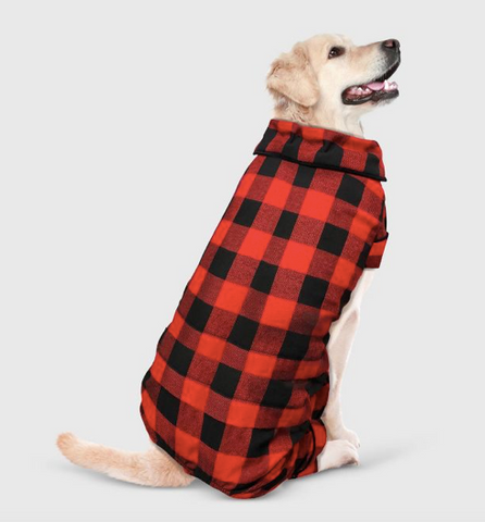10 Christmas Pajamas Your Dog Needs This Year christmas plush dog toys patchwork pet dog blog
