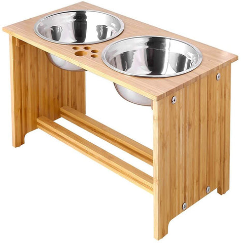 Christmas gifts for dogs under 20 patchwork pet dog blog dog water and food bowl set
