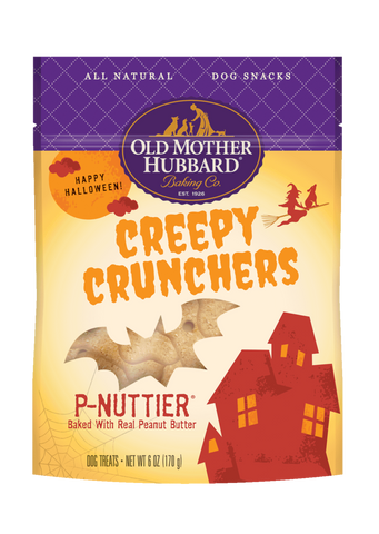 Fall gift guide for dog lovers old mother hubbard creepy crunchers dog treats patchwork pet dog blog