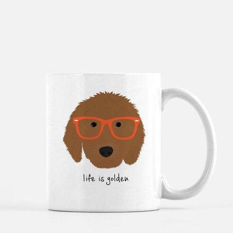 customized goldendoodle mug  holiday 2019 christmas and holiday gifts for goldendoodles and goldendoodle lovers customized goldendoodle mug patchwork pet dog blog.jpg