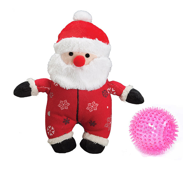 Santa Prickle Ball