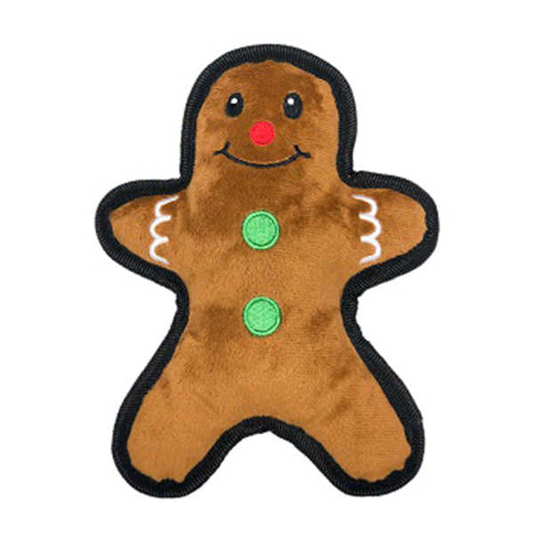 Flat Gingerbread Man