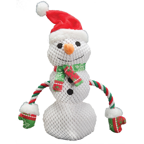 Snowman with Rope