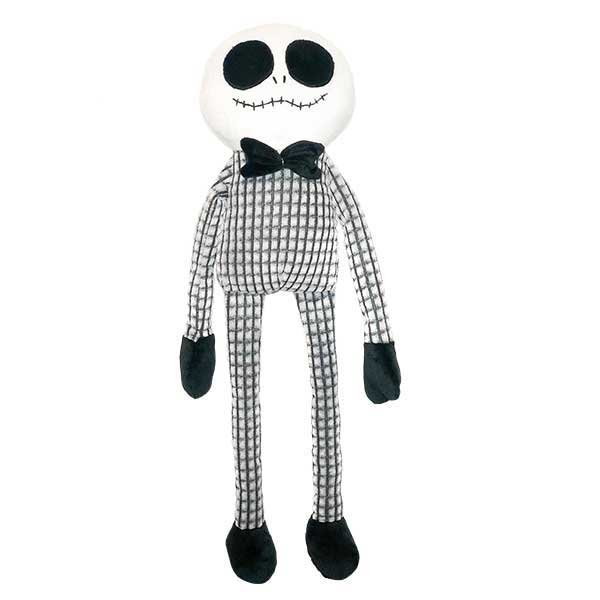 Halloween Plush Dog Toy Skeleton Patchwork Pet