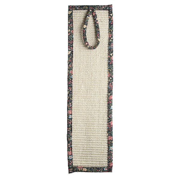 Wild rose black Cat Scratcher- Cat Toy