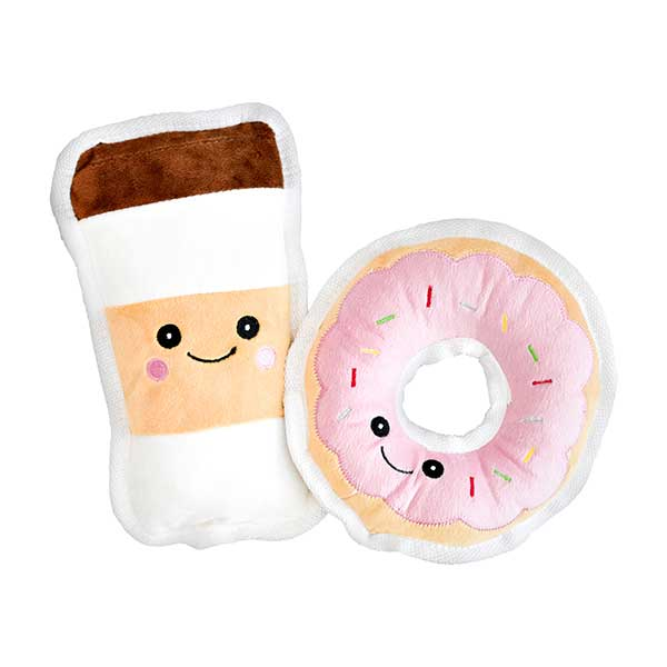 Coffee & Donuts Duo