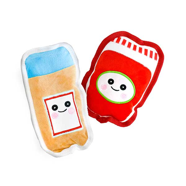 PB & Jelly Duo