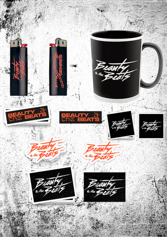 """Energy"" Bundle (2x Lighter, 1x Cup, 1x Stickerpack) *limited*"
