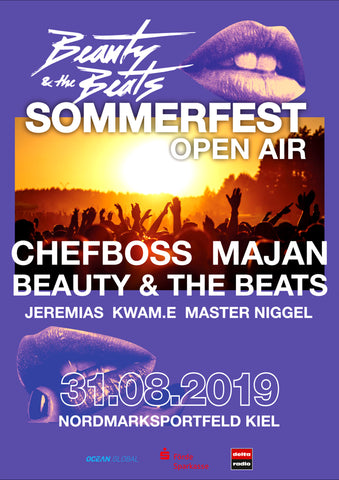 Ticket Sommerfest Open Air Kiel 2019