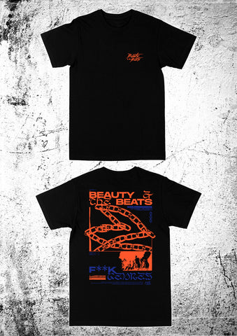 "Beauty & the Beats ""Energy"" Shirt unisex"