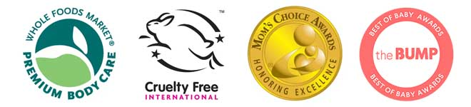 Highly Awarded Thinkbaby Non-Toxic Sunscreen