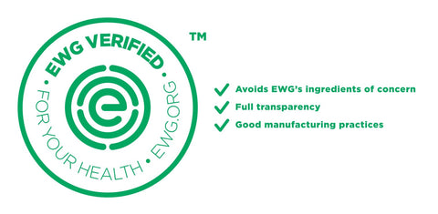 EWG Verified Is the Highest Safety Rating