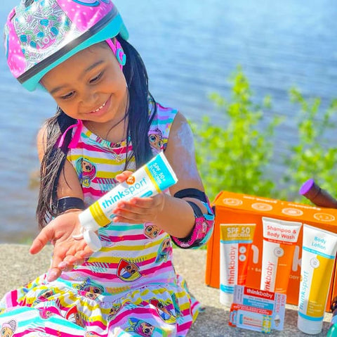 Help Kids Understand Why Sunscreen Is Important
