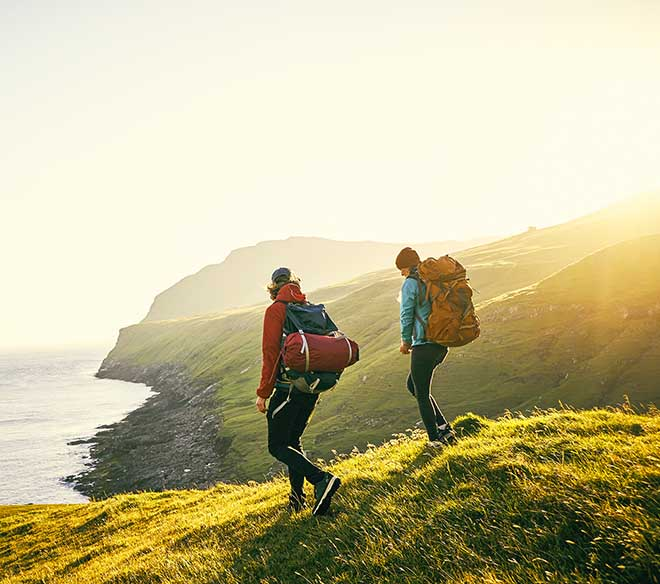 Think Natural Deodorant with Hikers
