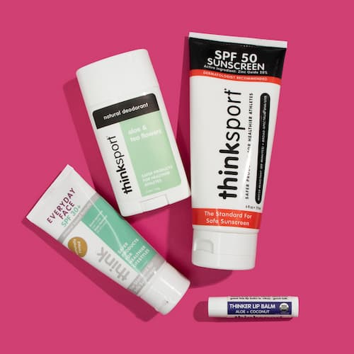 Sunscreen Set for Girls Face and Body