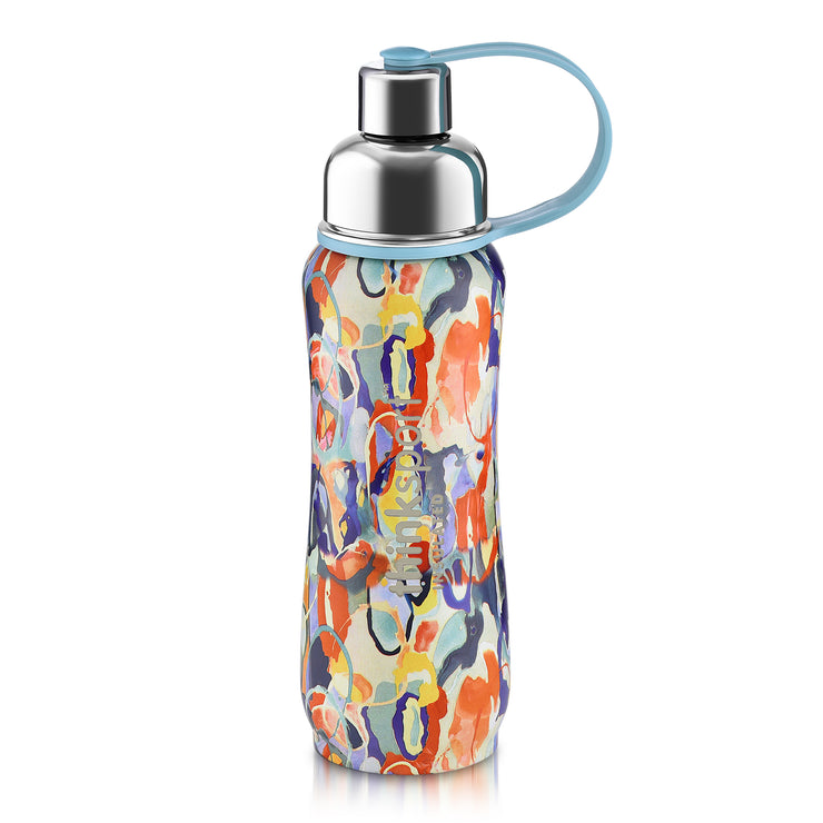 Artist Series Thinksport Insulated Sports Bottle - 17oz (500ml) - Days In Between