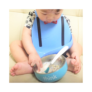 BPA Free Cereal / Soup Bowl - Lt. Blue