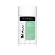 Thinksport Natural Deodorant - Aloe & Tea Flowers