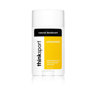 Thinksport Natural Deodorant - Unscented