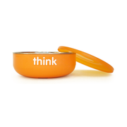 BPA Free Baby Bowl - Orange
