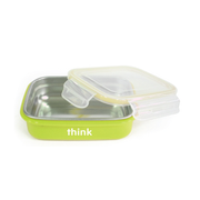 BPA Free - The Bento Box - Lt. Green