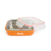 BPA Free - The Bento Box - Orange