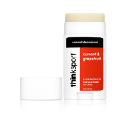 Thinksport Natural Deodorant - Currant & Grapefruit