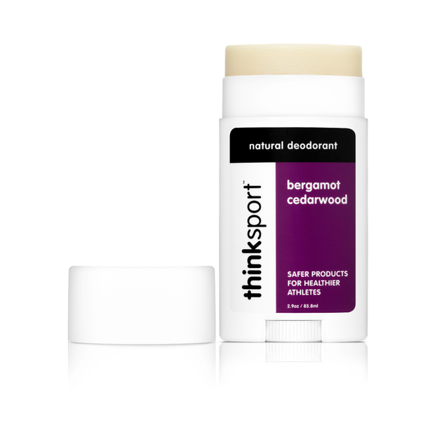 Thinksport Natural Deodorant - Bergamot Cedarwood