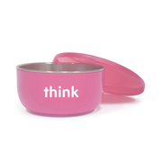 BPA Free Cereal / Soup Bowl - Pink