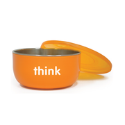 BPA Free Cereal / Soup Bowl - Orange