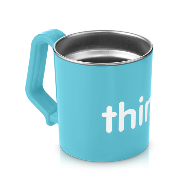 BPA Free Think Cup - Lt. Blue