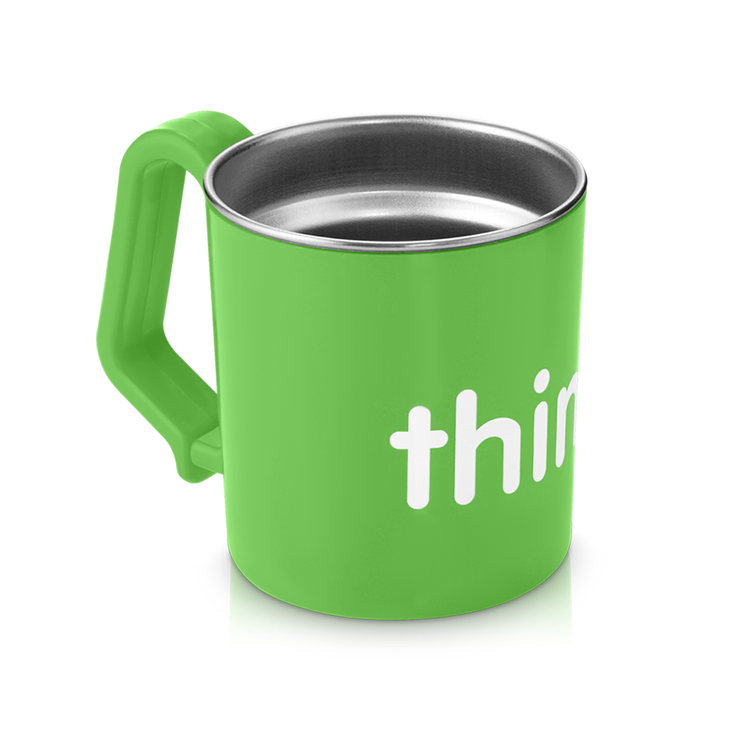 BPA Free Think Cup - Lt. Green